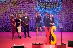 FOR SUNDAY MAIL Enterprise award winner: Mark Flood. Young Scot Awards 2015, Usher Hall, Edinburgh.. FEE PAYABLE FOR ALL INTERNET USE All money payable:- Mark Anderson Flat 2/2 Glasgow G41 3HG
