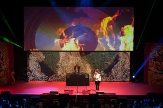 FOR SUNDAY MAIL Conor Maynard. Young Scot Awards 2015, Usher Hall, Edinburgh.. FEE PAYABLE FOR ALL INTERNET USE All money payable:- Mark Anderson Flat 2/2 Glasgow G41 3HG